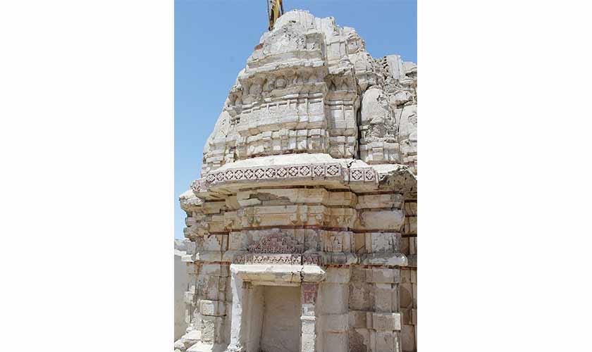 Gori Temple.