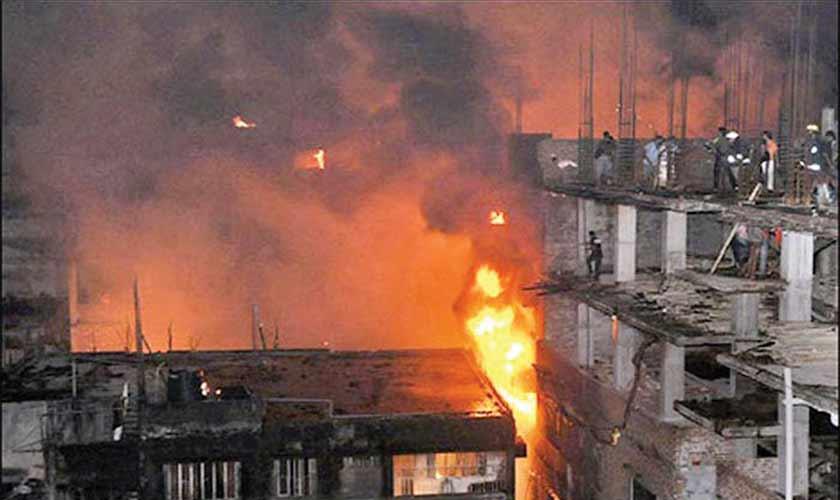 Recalling the Baldia fire