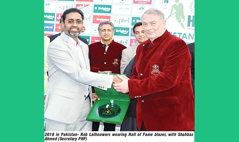 A friend of Pakistan hockey departs