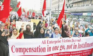 Compensation to victims