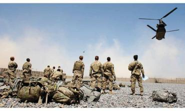 Emerging geopolitics and the Afghan question