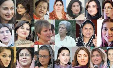 Women in parliament: endured at best