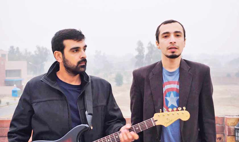 Nazia Zuberi Hassan drops new single