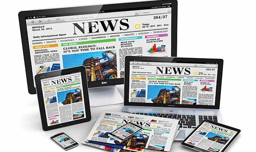 Paperless news