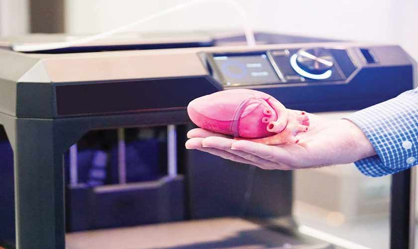 3D printing: building a new world