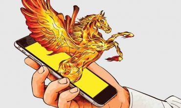 On Pegasus spyware