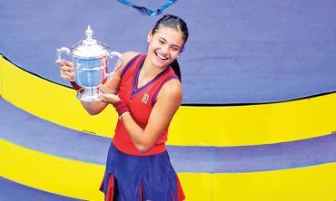 Raducanu, Fernandez cap a US Open like no other