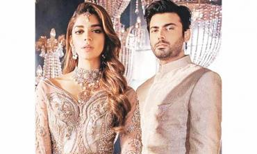Fawad Khan and Sanam Saeed to pair up for a web series?