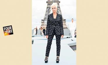 Paris Fashion Week headline acts