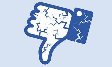 The day Facebook went dark