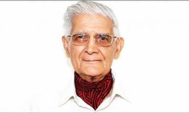 The unstoppable Zafar Ullah Poshni