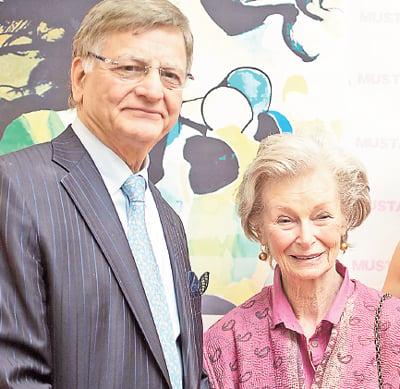 Lord Noon & Mrs. Weikfield