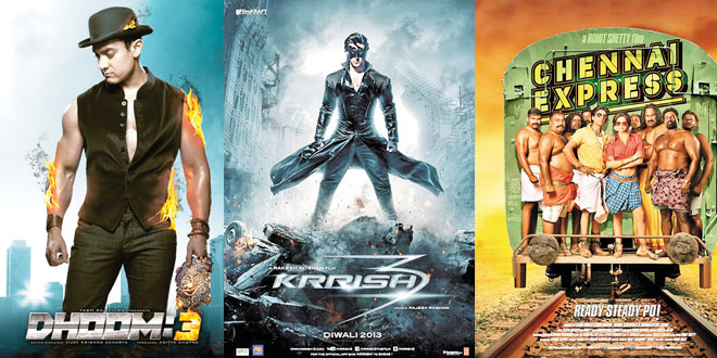 The Aamir Khan starrer is on FIRE like no film before it, be it Krrish 3 with a buffed up Hrithik Roshan or Chennai Express with Shah Rukh and Deepika's lungi dance. Dhoom Machale...