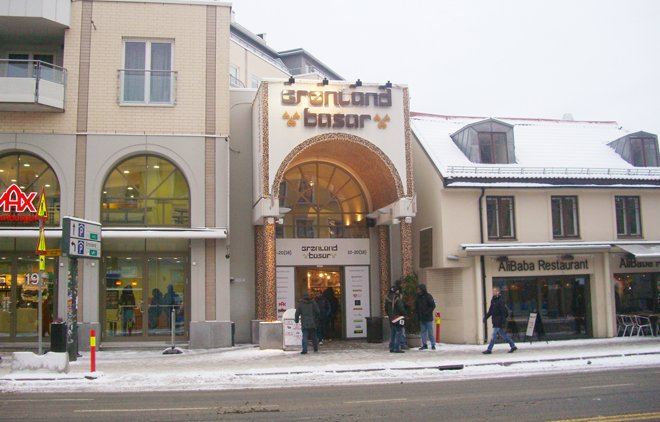 The Gronland Basar is reflective of the area's multicultural lifestyle.
