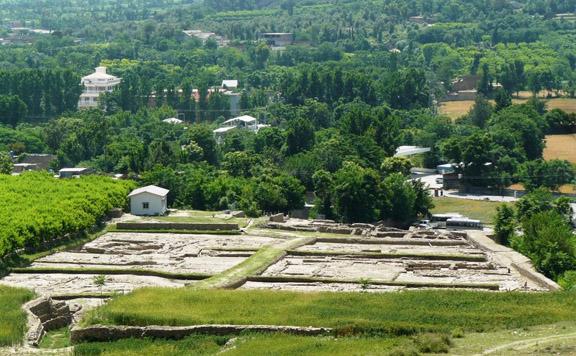 Ancient City of Bazira, Swat