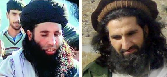 Khalid Mehsud alias Sajna and Mullah Fazlullah