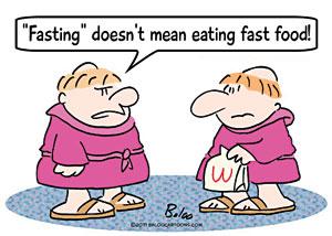 Fasting-cartoon
