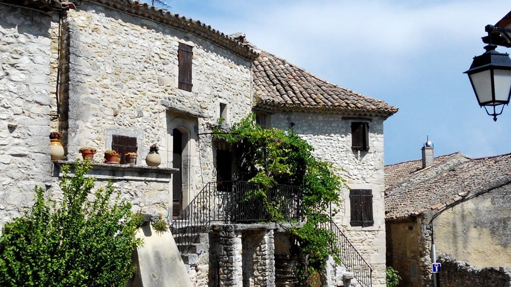 Old house, Provence.