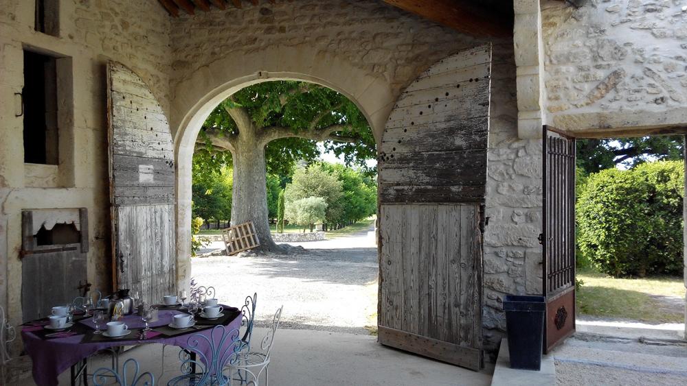 Domaines de Patras, Provence.