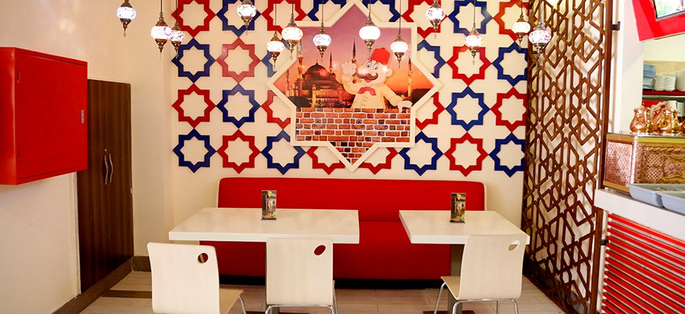 The unmistakable Turkish stamp in an artistically done interior and décor. -- Photos by Savvy PR