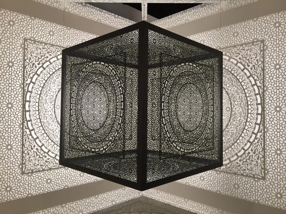 Sublime Light- Anila Quayyum Agha