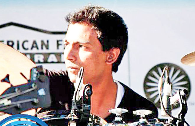 Drummer Kami Paul, who often plays with the likes of Ali Zafar and  Noori, brings musical experience to the show and is a great choice for the house-band