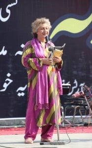 Huma Safdar's genre beat the age-old Heer singing tradition. Waris, it seemed, had written the tale to be performed.