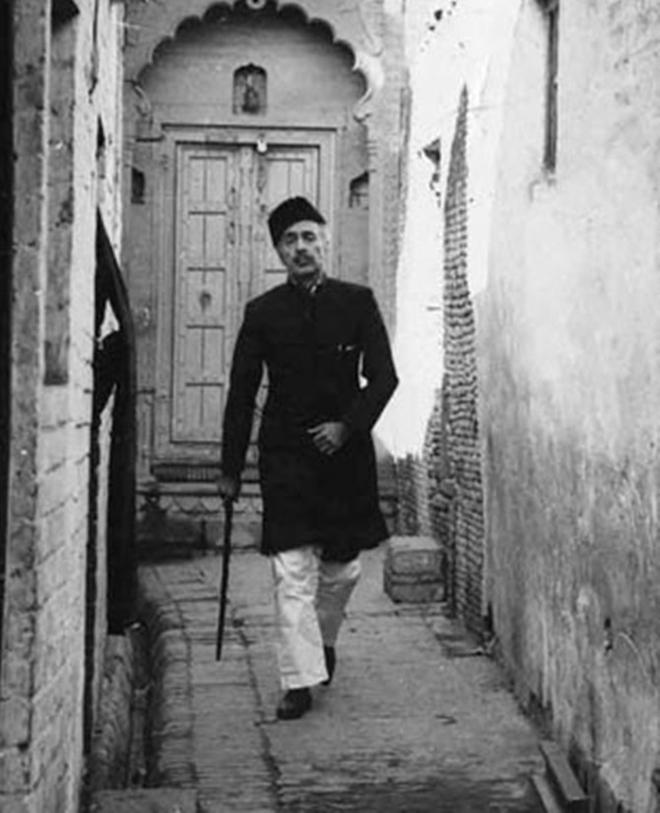 Balraj Sahni in 'Garm Hawa'.