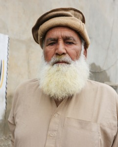 Ghulam Sarwar Bhachar who says he fought to preserve the well pristine, but failed.
