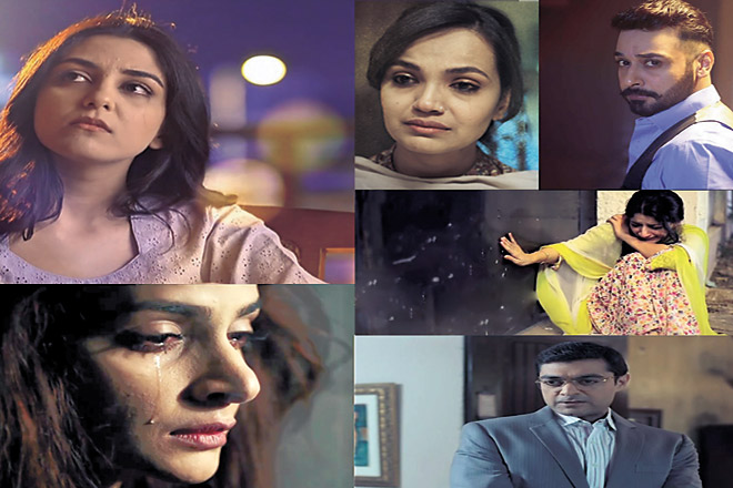 Be it Maya Ali in Mann Mayal, Faysal Qureshi in Bashar Momin, Saba Qamar in Sangat or Alyy Khan in Pakeezah, actors and actresses seem to be stuck in a rut of stereotypical characters on local television, where women are helpless victims and men, powerful oppressors.