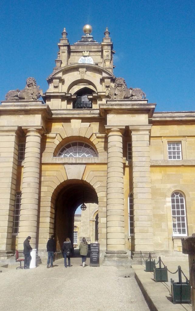 Belenheim Palace.