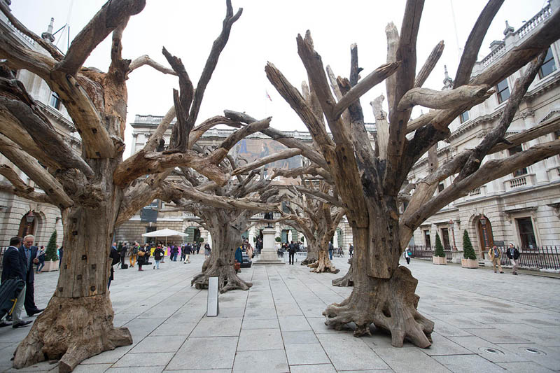 Tree by Ai Weiwei.