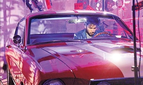 Shehzad Roy embraced a bad-boy fantasy in the music video of 'Jind Jaan'.