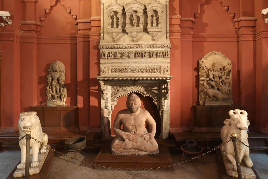 Hindu and Jain collection.