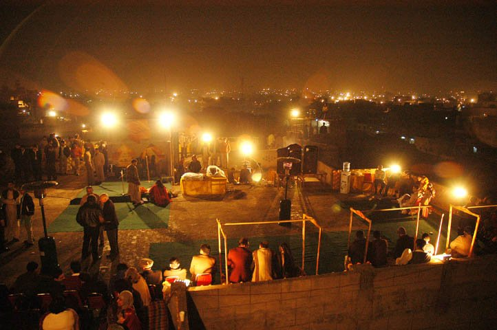 The basant night would be a riot. -- Photos by Rahat Dar