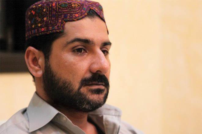 Uzair Baloch.