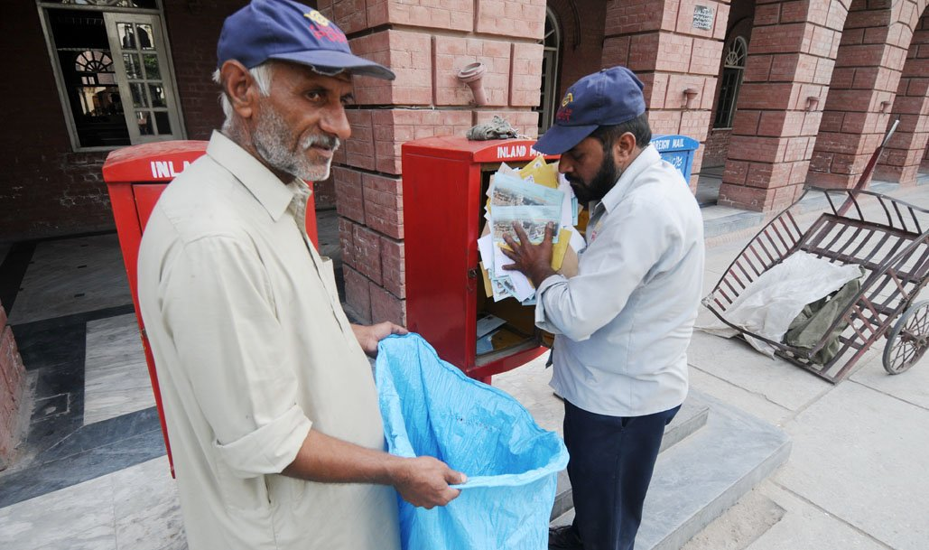 Unregistered mail is any article that was posted via postal box or sent to a post office with just the stamp paid. This is where the chances of getting lost are highest.