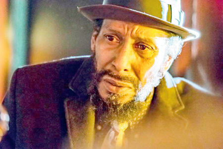 Ron Cephas Jones, who plays Randall's biological father in a touching role, gives an impressive, enduring performance in the hit NBC series.