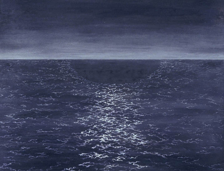 River in an Ocean 4, 1992