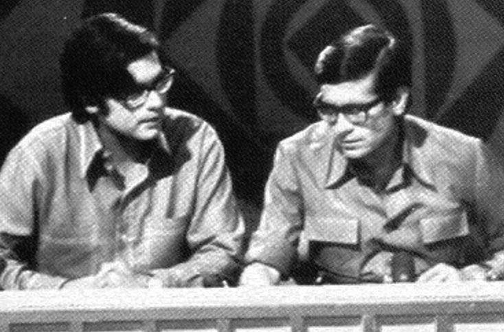 Iftikhar Arif and Obaidullah Baig in Kasauti