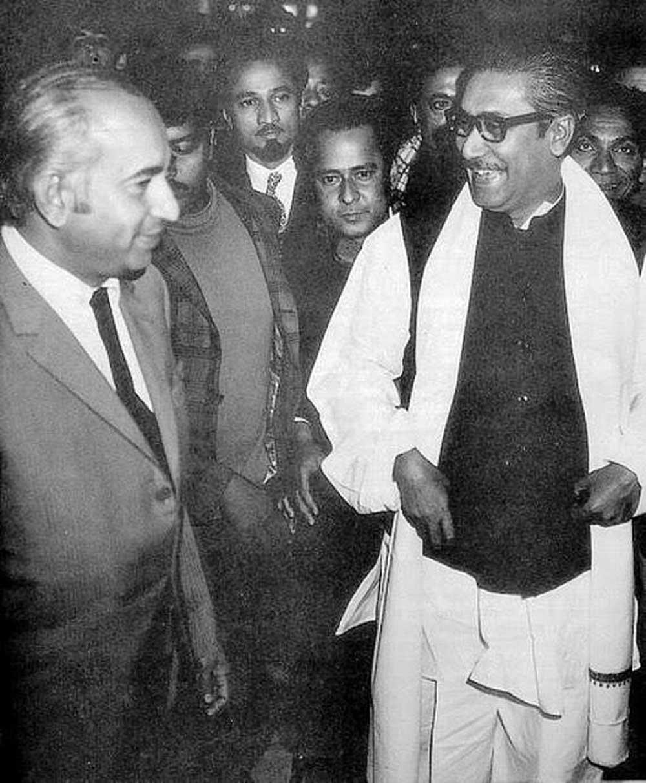 Bhutto-and-Mujeeb
