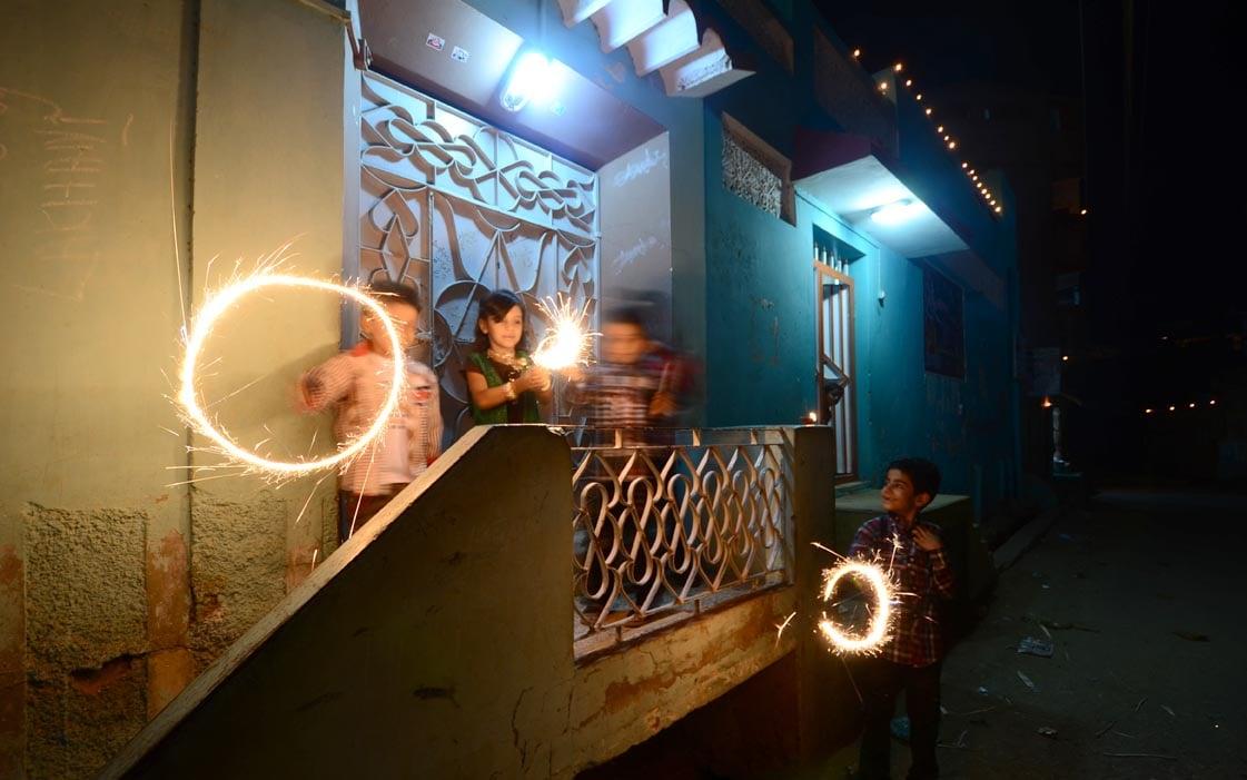 White in the Flag- Diwali in Umerkot