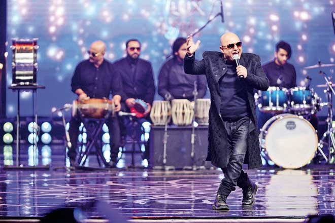 Ali Azmat's high-octane performance to an original qawwali composed by Sahir Ali Bagga left one wishing that there was more where that came from.