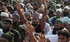 Pakistan Islamist Rally
