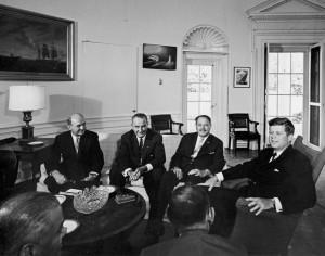 Kennedy-Ayub meeting