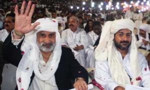 Recipe for disaster in Lyari: Zulfiqar Mirza and Uzair Baloch.