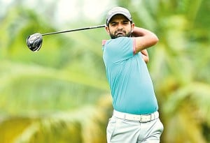 Chiragh Kumar... will be leading the Indian challenge in the Asian Tour event
