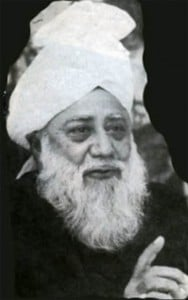 Mirza Nasir Ahmad.