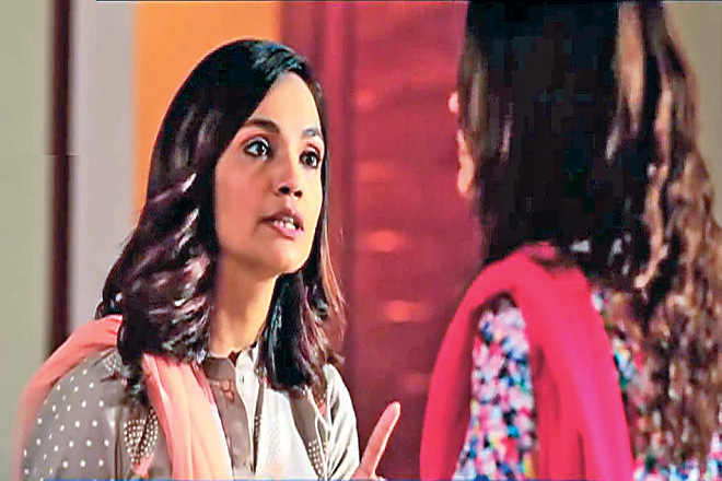 Aamina Sheikh as Sofia in Nibah set an example of what a woman's demeanor should be in difficult circumstances; she was mistreated, she was questioned on her character, she had societal pressures but she didn't give up on her self-respect.