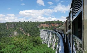 Hsipaw viaduct.